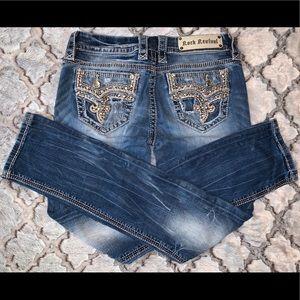 Rock Revival Skinny Jeans